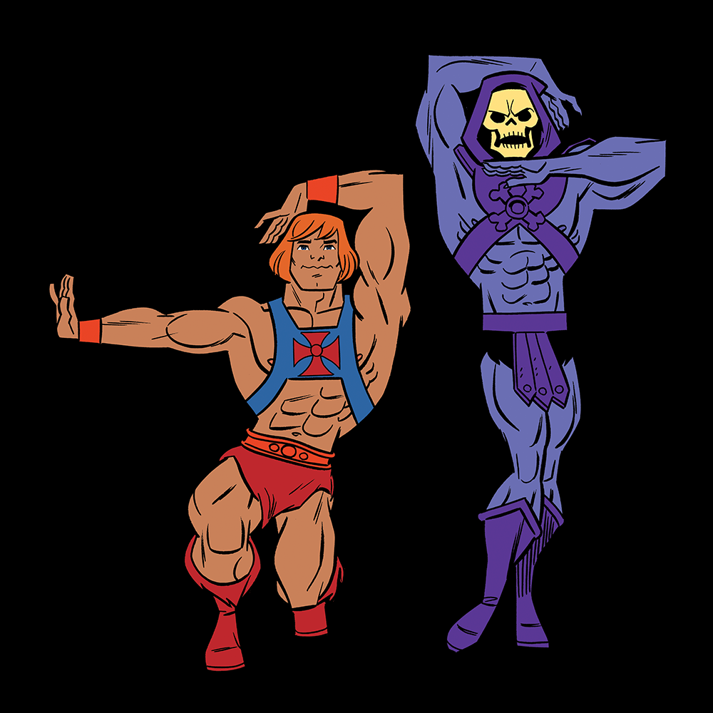 Eternia is Burning