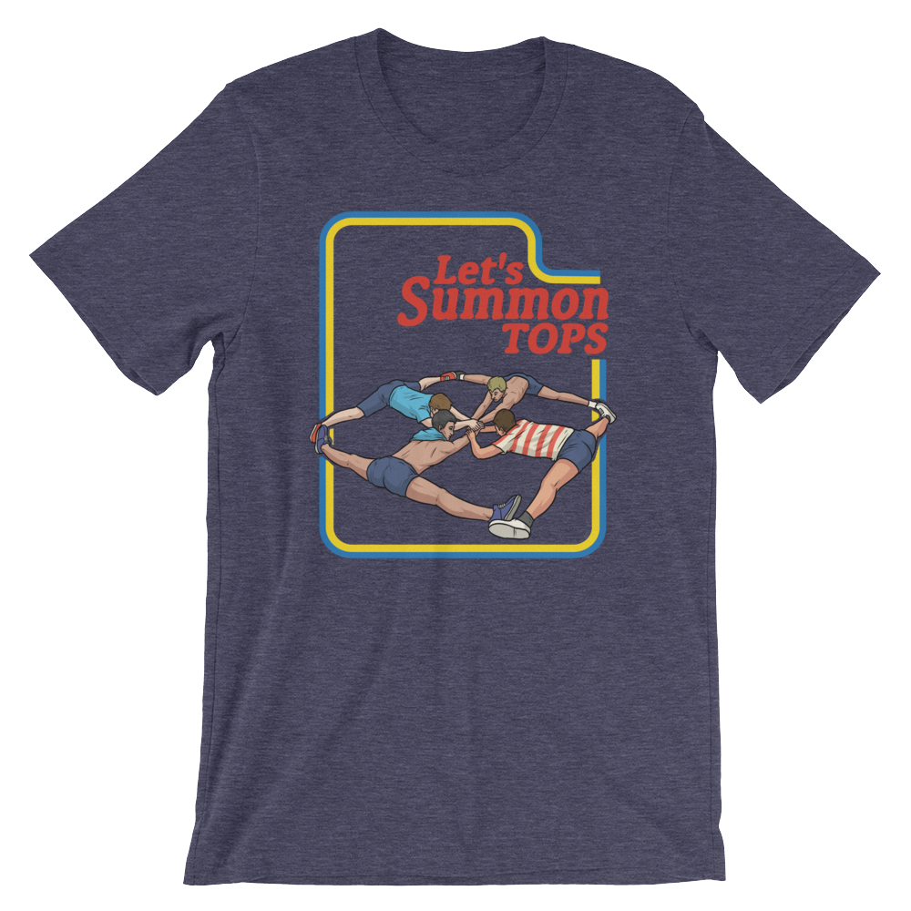 Let's Summon Tops-T-Shirts-Swish Embassy