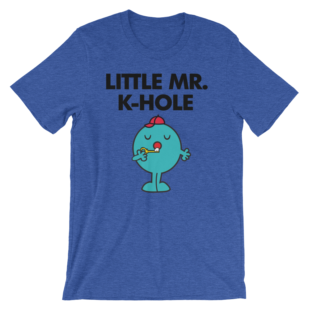 Little Mr. K-Hole-T-Shirts-Swish Embassy