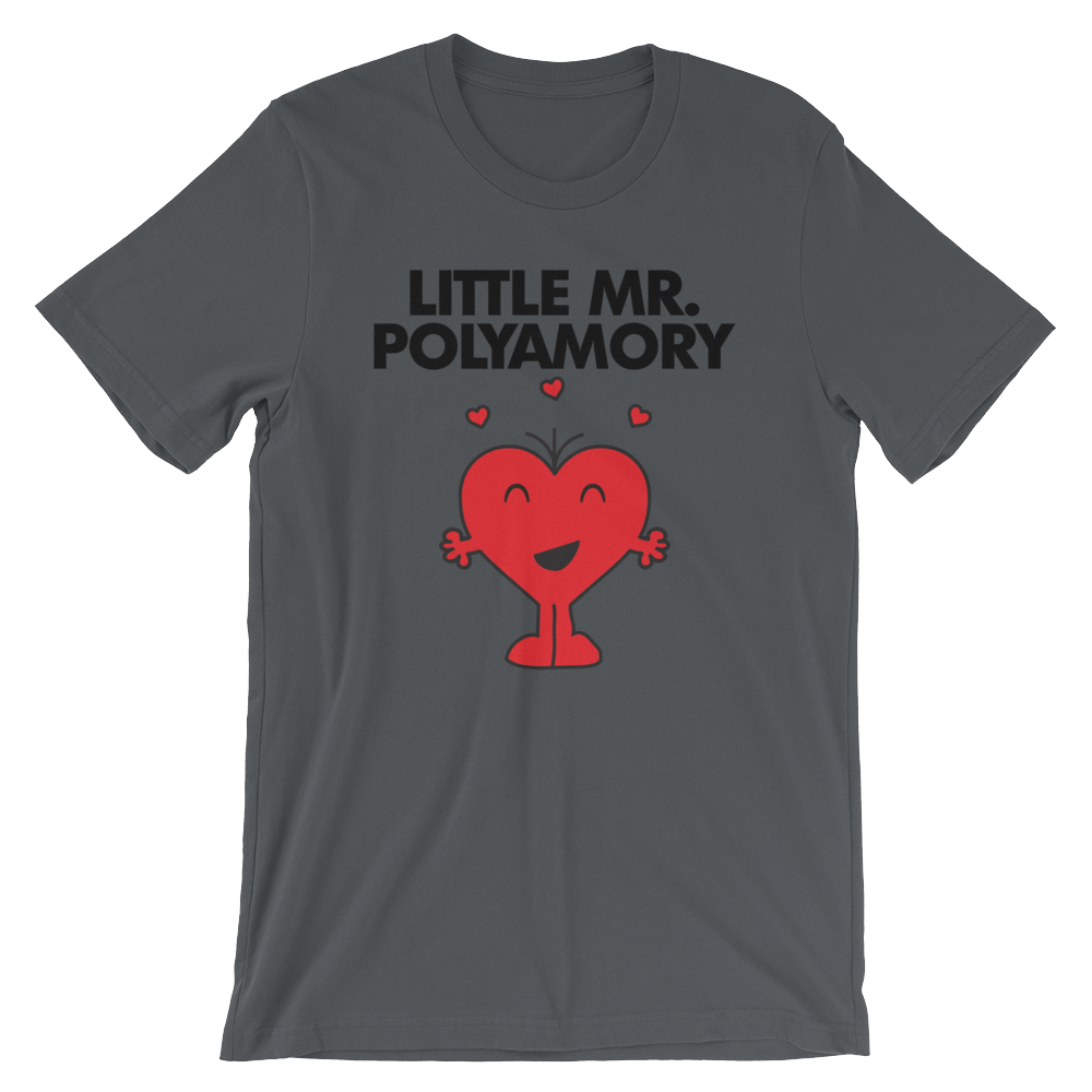 Little Mr. Polyamory-T-Shirts-Swish Embassy