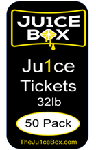 Load image into Gallery viewer, Ju1ceBox Ticket Pack - Parchment Paper
