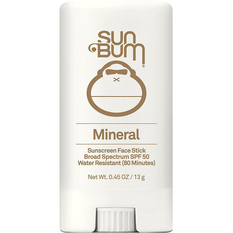 Sun Bum Mineral SPF 50 Sunscreen Face Stick