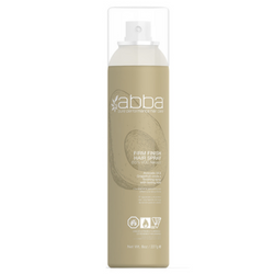 Abba Firm Finish Aerosol Hair Spray