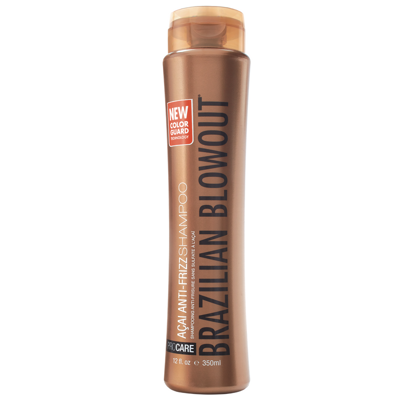 Brazilian Blowout Acai Anti-Frizz Shampoo