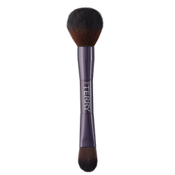By Terry Dual-Ended Face Brush