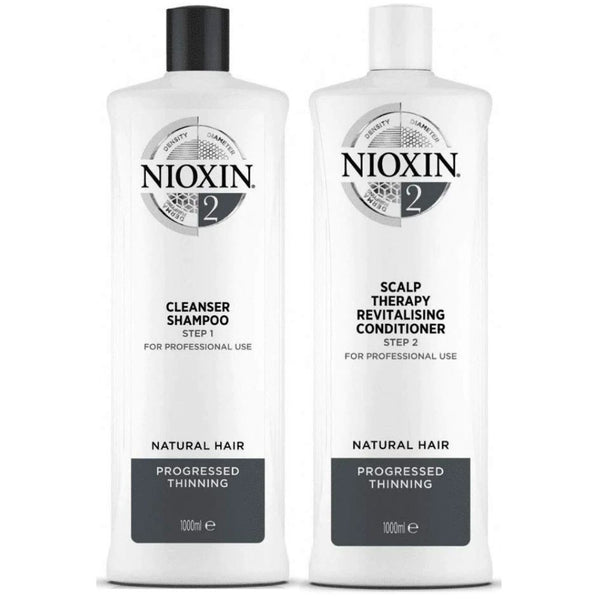 Nioxin System 2 Liter Duo