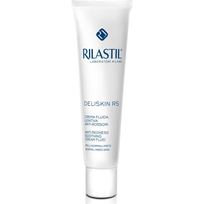 Rilastil Deliskin RS Anti-Redness Soothing Fluid Cream