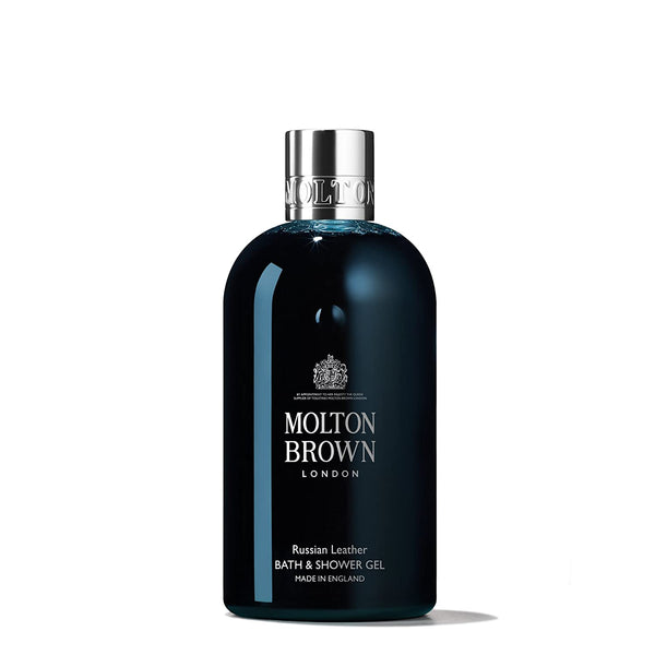 Molton Brown Russian Leather Bath & Shower Gel