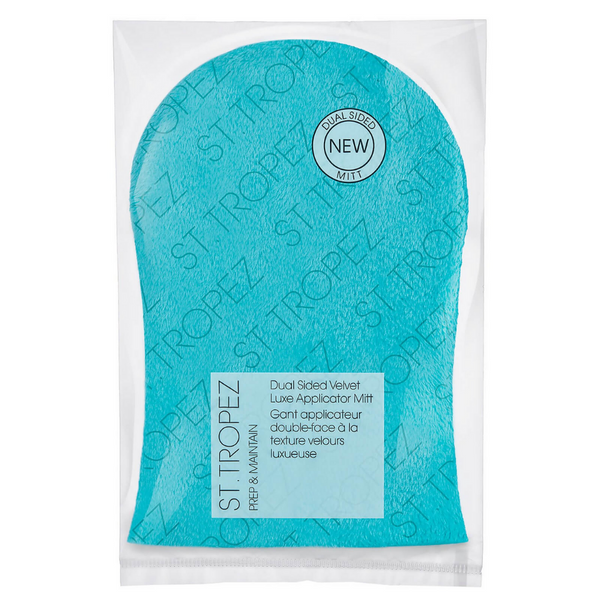 St. Tropez Dual Sided Velvet Luxe Applicator Mitt