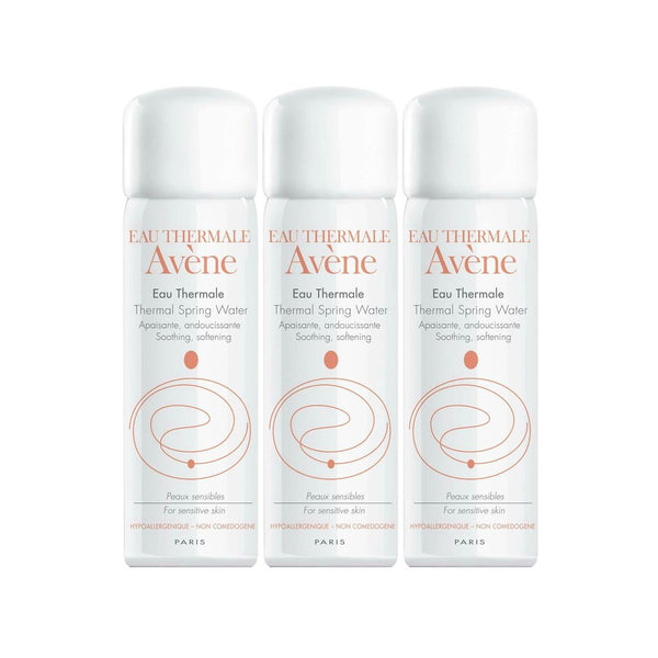 Avene Thermal Spring Water 3 to Go