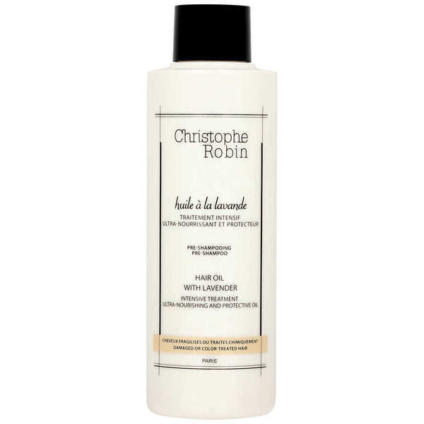 Christophe Robin Hair Oil with Lavender