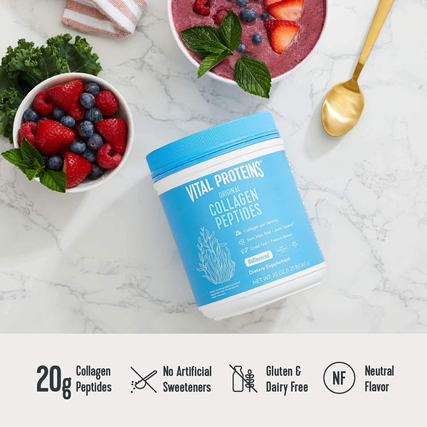 Vital Proteins Unflavored Collagen Peptides
