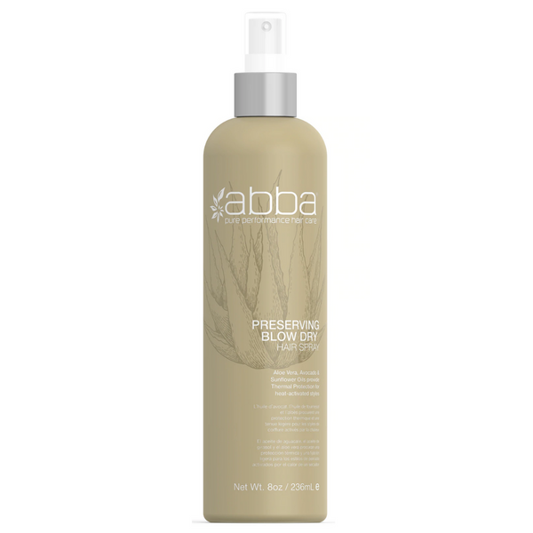 Abba Preserving Blow Dry Hairspray