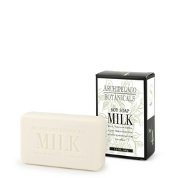 Archipelago Botanicals Soy Milk Bar Soap