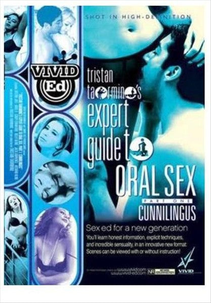Expert Guide To Oral Sex 1: Cunnilingus