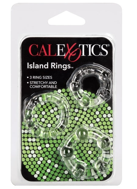 Island Rings Clear