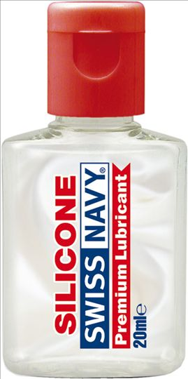 Swiss Navy Silicone 20ml