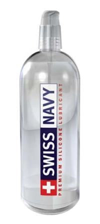 Swiss Navy Silicone 2oz/59ml