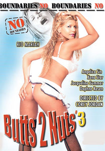 Clubgallery.com's Butts To Nuts #3