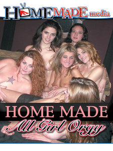 Clubgallery.com's Homemade All Girl Orgy