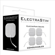 Load image into Gallery viewer, Electrastim Square Pads 5cm X 5cm ( Pack Of 4)