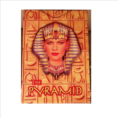 The Pyramid Erotic Playing Cards 100% Hard Core