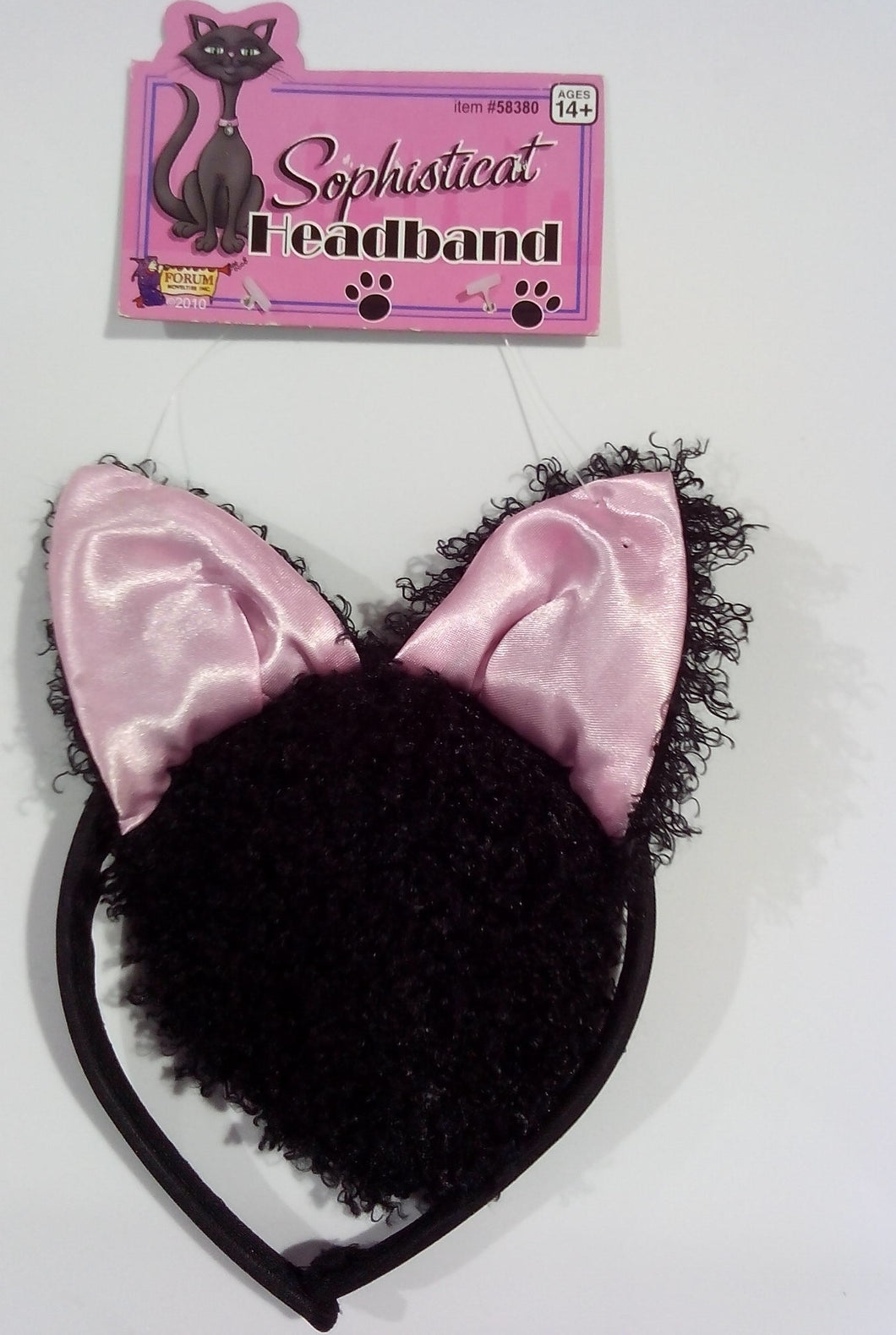 Sophisticat Headband Cat Ears With Fur
