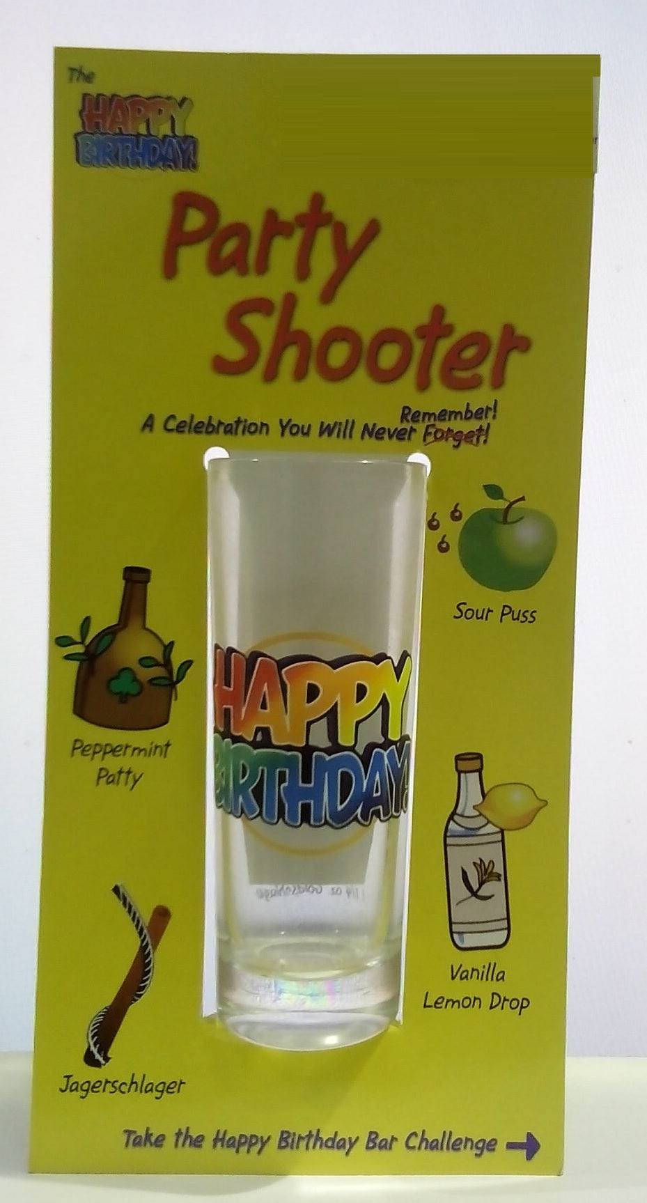 The Happy Birthday Party Shooter
