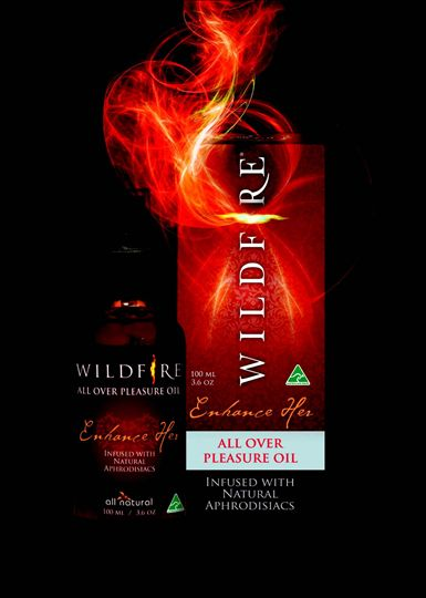 Wildfire Enhance Her Pleasure Oil 4-in-1