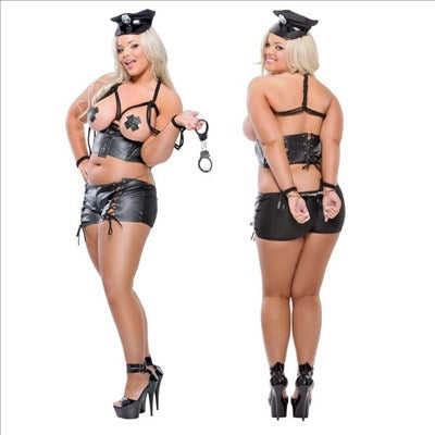 Fetish Bad Cop Size D