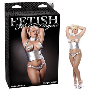 Fetish Lady Glamour Size Q