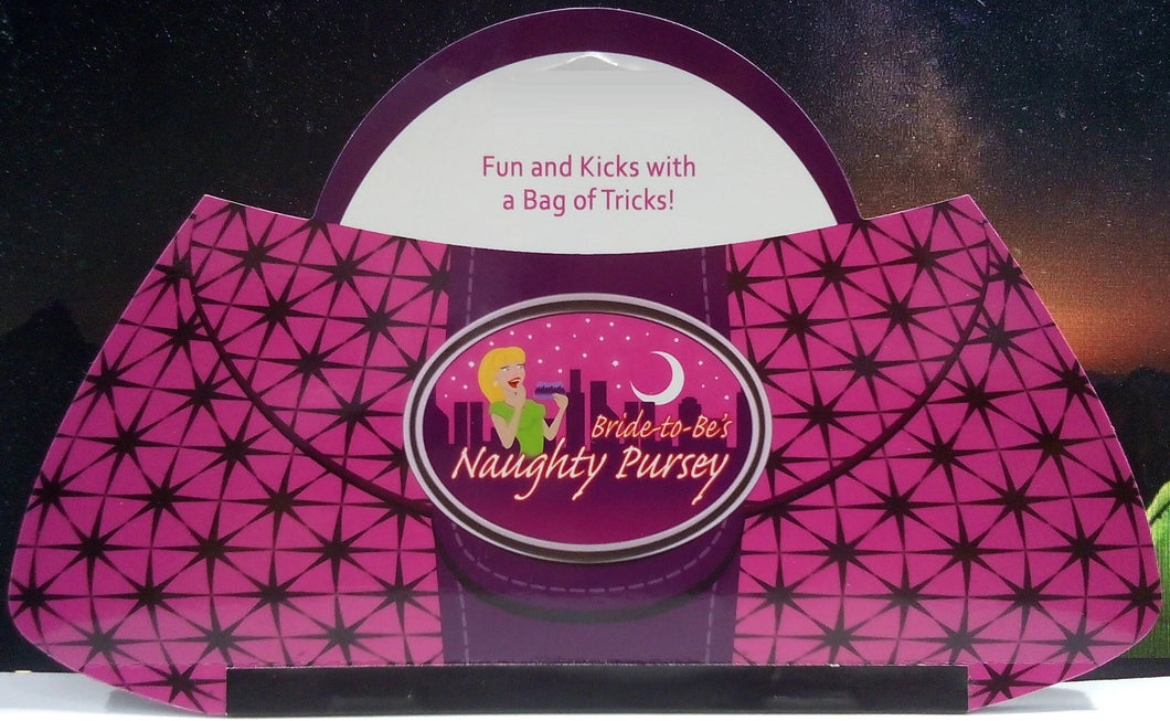 Bride-to-be's Naughty Pursey