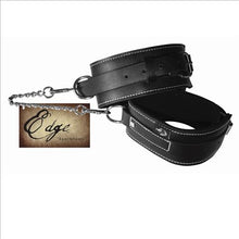 Load image into Gallery viewer, Edge Leather Ankle Restraints