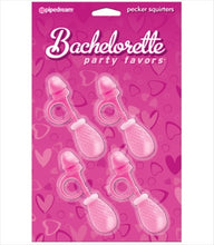 Load image into Gallery viewer, Bachelorette Pecker Squirters 4pk