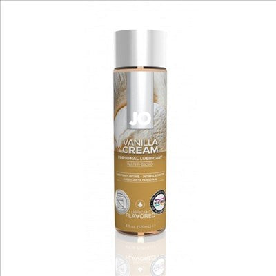 Jo H2o Vanilla Cream 120ml