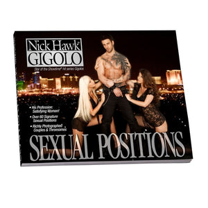 Nick Hawk Gigolo Sexual Positions Book