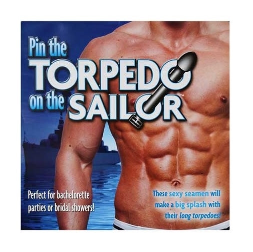 Pin The Torpedo On The Sailor