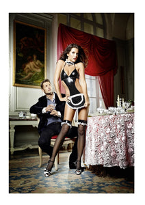 At Your Service French Maid Set Queen