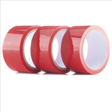 Load image into Gallery viewer, Bondage Tape - 3-pack - Red