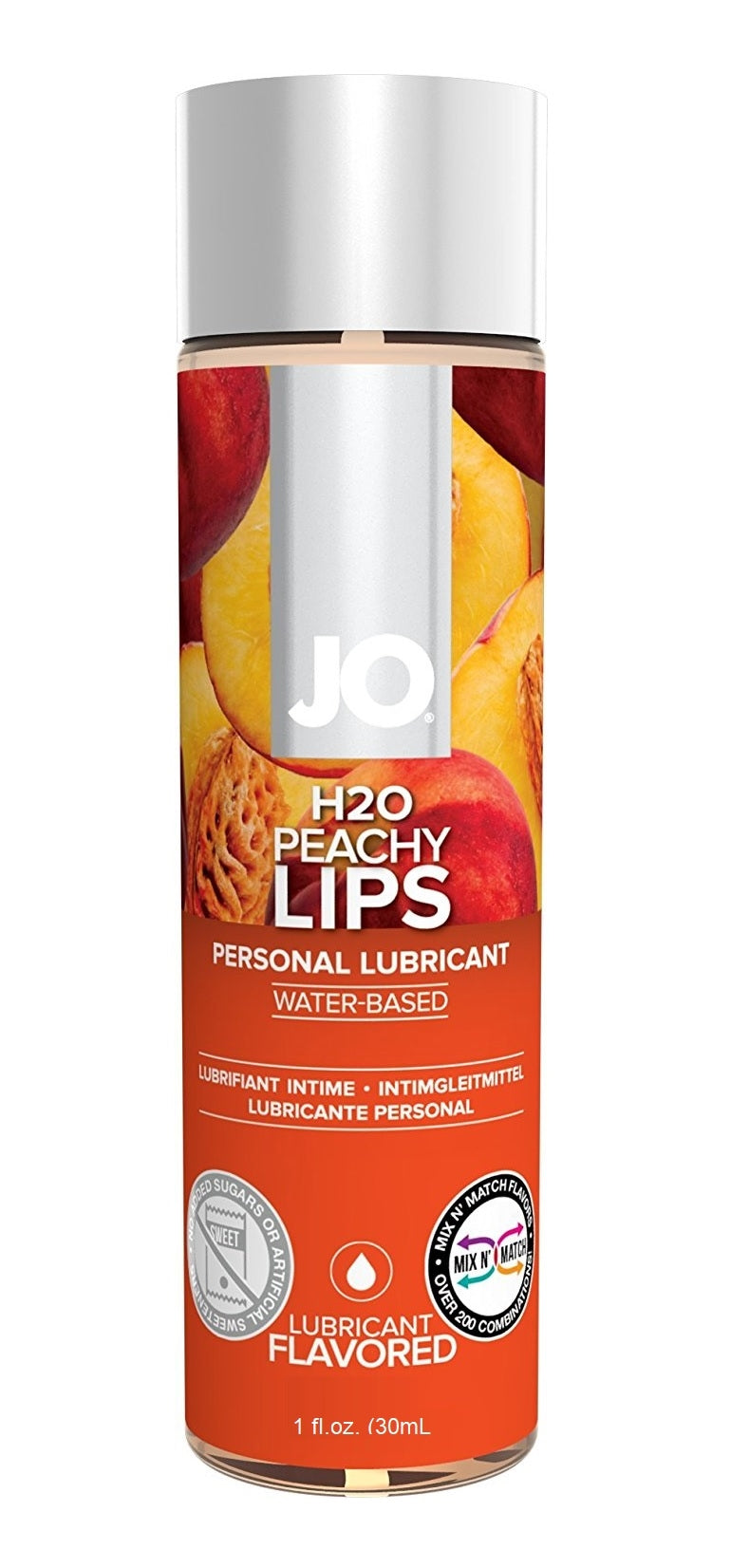 Jo H2o Peachy Lips 30ml