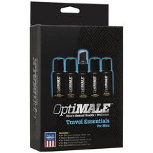 Load image into Gallery viewer, Optimale Travel Essentials For Men