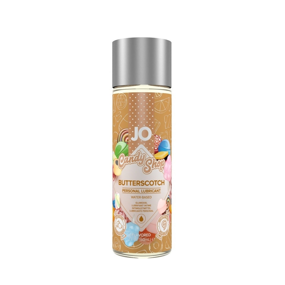 Jo H2o Butterscotch 60ml