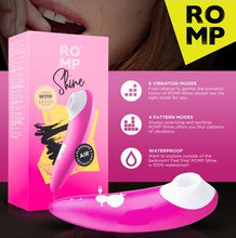 Load image into Gallery viewer, Romp Shine Clitoral Stimulator