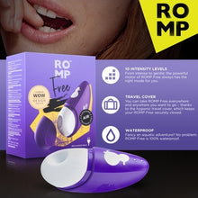 Load image into Gallery viewer, Romp Free Clitoral Stimulator