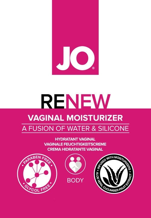 Jo Renew Vaginal Moisturizer 5ml Foil