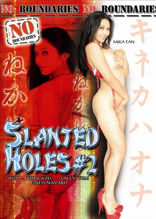 Slanted Holes # 2