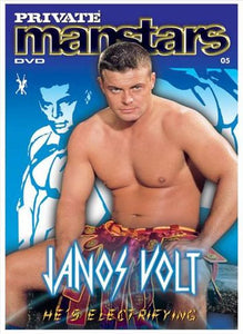Private Manstars 5 - Janos Volt
