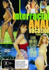Interracial Anal Vacation #2
