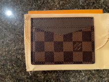 Load image into Gallery viewer, Handmade LV Louis Vuitton Card Holder