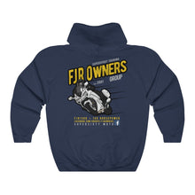 Load image into Gallery viewer, FJR Owner's Group Hoodie